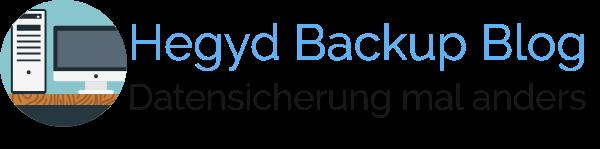 Hegyd Backup Blog